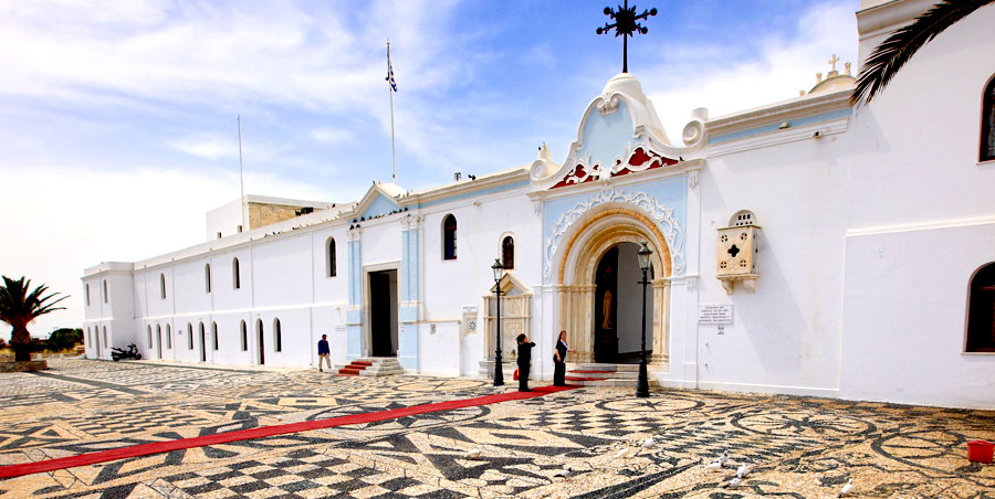 Cyclades Christianity
