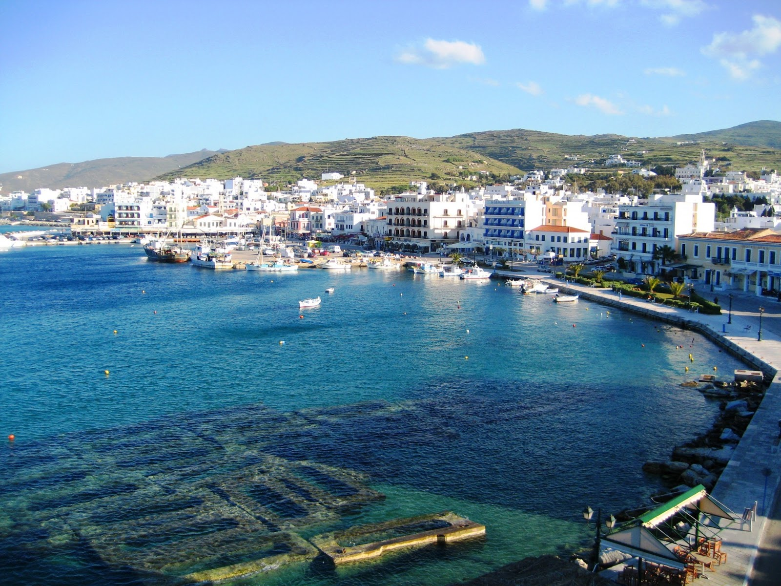 Tinos Cyclades islands Develop Travel Greece